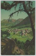 Pontresina Mit Albula Und Cresta Moro - Photo: Flury - GR Grisons