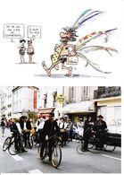 5 Cartes PTT Cartophilie 1999 2 Scan - Post