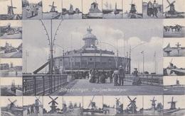 SCHEVENINGEN Paviljoen Wandelpier, Karte Gel.1907 Nach Odenburg, Seltene Schöne Karte, Gute Erhaltung - Scheveningen