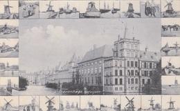 S'GRAVENHAGE Hofvijver, Karte Gel.1908 Nach Reichenberg In Böhmen, Seltene Schöne Karte, Gute Erhaltung - Den Haag ('s-Gravenhage)