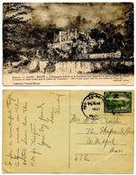 Haiti 1937 Postcard Milot, Port-Au-Prince Postmark - Haiti