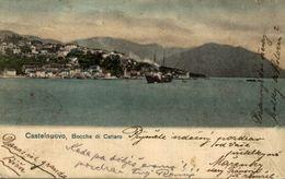 CASTELNUOVO BOCCHE DI CATTARO  MONTENEGRO - Montenegro