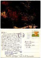 Israel 1994 Postcard Jerusalem - The Garden Tomb, Haifa Cancel - Israel