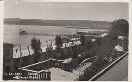 VARNA Les Bains, Karte Gel.1936 Nach Ried I.Innkreis, Gute Erhaltung - Bulgarien