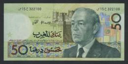 (Maroc) 50 Dirhams 1987 . - Marocco