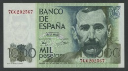 (Espagne) Espana . 1000 Pesetas 1979 . UNC . - [ 4] 1975-… : Juan Carlos I