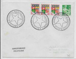 ESPERANTO - FRANCE - 1962 - ENVELOPPE Avec OBLITERATION TEMPORAIRE - Esperanto