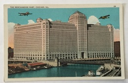 THE MERCHANDISE MART. CHICAGO ILLINOIS NV FP - Chicago