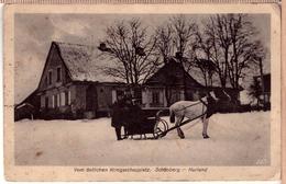 LATVIA LETTLAND SKAISTKALNE SCHONBERG SHIMBERG BAUSKA BAUSKE.WW1 - Latvia