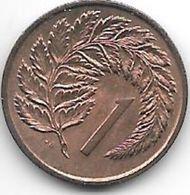 New Zealand 1+2 Cent 1967  Km 31.1+32.1  Unc - Nouvelle-Zélande