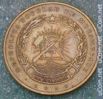 Mozambique 1 Metical, 1980 -0847 - Mozambique