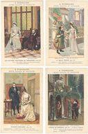 4 Chromos – A. Pygmalion, Grands Magasins De Nouveautés, Cyrano, La Belle Hélène, ... - Autres