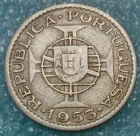 Mozambique 2.5 Escudos, 1953 -0846 - Mozambique