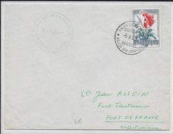 ESPERANTO - BELGIQUE - 1960 - ENVELOPPE Avec OBLITERATION TEMPORAIRE - Esperanto