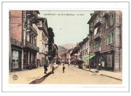 ALBERTVILLE : Rue De La Republique, La Poste - Tres Bon Etat - Albertville