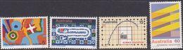 Australia ASC 619-622 1974 Education, Mint Never Hinged - 1966-79 Elizabeth II