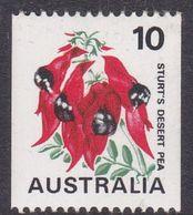 Australia ASC 623 1975 Desert Pea Coil, Mint Never Hinged - Mint Stamps