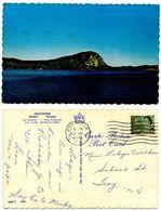 Canada 1971 Postcard The Pinnacle, Lac Lyster, Baldwin's Mills - Coaticook, Quebec - Quebec