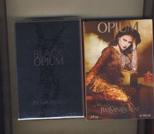 Parfum Yves St Laurent  OPIUM  - EDP VAPORISATEUR 90 ML BLISTER NEUF - Fragrances (new And Unused)