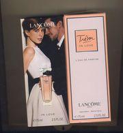 Parfum Lancome TRESOR IN LOVE  - EDP VAPORISATEUR 75 ML BLISTER NEUF - Parfum (neuf Sous Emballage)