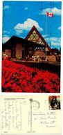Canada 1975 Postcard Alexander Graham Bell Museum - Baddeck, Cape Breton, Nova Scotia - Museum