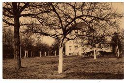Bruxelles - Boitsfort - Sanatorium Beau Site - Carte Publicitaire - Edit. Nels. - Watermaal-Bosvoorde - Watermael-Boitsfort
