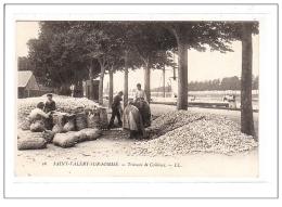 SAINT-VALERY-SUR-SOMME : Trieuse De Cailloux - Tres Bon état - Francia