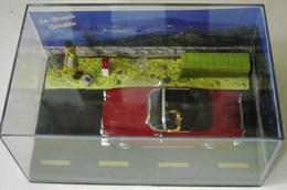 VOITURE Simca Oceane Diorama - 1:43 La Route Bleue / Altaya - Unclassified