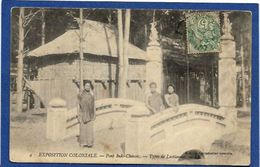 CPA Laos Types Asie Circulé Laotiennes Exposition Coloniale - Laos