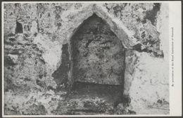 Excavated Old Parish Church Of Perranzabuloe, Cornwall, 1929 - Postcard - England
