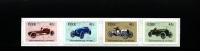 IRELAND/EIRE - 2003  GORDON BENNET RACE  SELF-ADHESIVE  SET  MINT NH - 1949-... Repubblica D'Irlanda