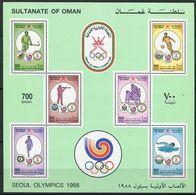 Oman ** Bloc 4 - JO De Séoul - - Oman