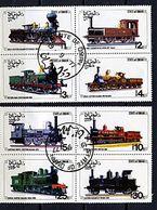 (lot 2) Oman Ob - Locomotives - - Oman