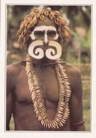 PAPOUASIE NOUVELLE GUINEE  GUERRIER ASMAT (dil387) - Papouasie-Nouvelle-Guinée