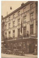 CPA PK  HOTEL D'ANGLETERRE ET GRANDE BRASSERIE DE LA CHAINE   BRUXELLES NORD - Non Classés