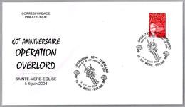 60 Aniv. Operacion OVERLORD. Sainte-Mere-Eglise 2004 - Seconda Guerra Mondiale