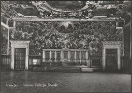 Tintoretto's 'La Gloria Del Paradiso', Palazzo Ducale, Venezia, Veneto, C.1950 - Grafolux Foto Cartolina - Venezia (Venice)