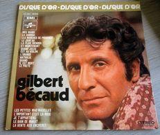 Gilbert Bécaud - Disque D'Or - Vinyles