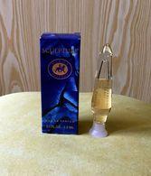 """Miniature """"SCULPTURE  """" De NIKOS  Eau De Parfum  3,5 Ml Dans Sa Boite - Miniatures Womens' Fragrances (in Box)"""
