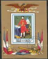 (lot 32 Bis) Oman Ob  Bloc - Napoléon. Tableau D'Ingres  - - Oman