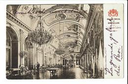 CPA - Carte Postale - Belgique - Bruxelles - Palais Royal - La Grande Galerie 1907  S1267 - Monuments, édifices