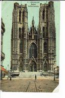 CPA - Carte Postale - Belgique - Bruxelles - Eglise Sainte Gudule -1908  S1268 - Monuments, édifices