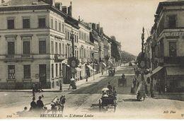 BRUXELLE-AVENUE LOUISE- - Avenues, Boulevards