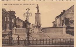 JUMET / CHARLEROI / LE MONUMENT 1914-18 - Charleroi