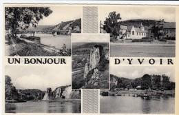 YVOIR   / UN BONJOUR / MULTIVUE - Yvoir