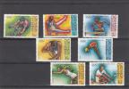 Grenada Grenadines Nº 170 Al 176 - St.Vincent Y Las Granadinas
