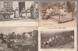 Lot De 100 Cartes Postales Anciennes Diverses Variées - Très Très Bon Pour Un Revendeur Réf, 236 - Postcards