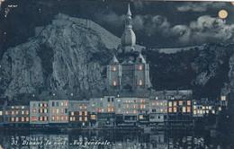 DINANT / LA NUIT / HOTEL DE VILLE  1906 - Dinant