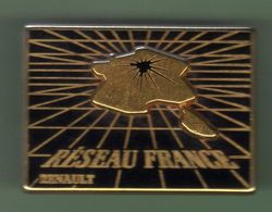 RENAULT *** RESEAU FRANCE *** Double Moule *** 0043 - Renault
