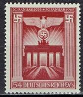 Deutsches Reich - Mi-Nr 829 Postfrisch / MNH ** (B1025) - Alemania